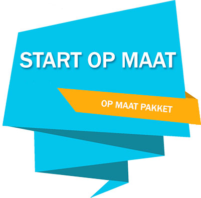 start op maat pakket online marketing